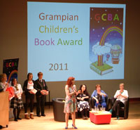 Grampian Children's Book Awards 2011